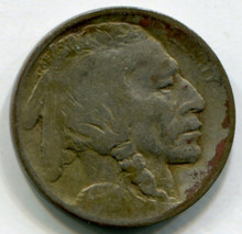 1913 Buffalo Nickel Type I    G
