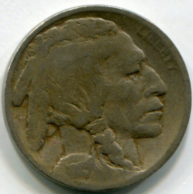 1915 Buffalo Nickel  VG