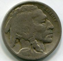 1917 Buffalo Nickel  G