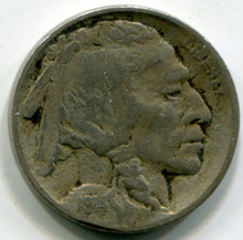 1914 Buffalo Nickel F
