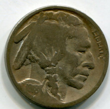 1918  Buffalo Nickel G