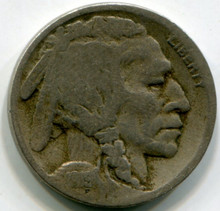 1919 D Buffalo Nickel G