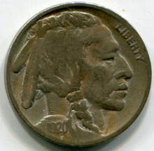 1920 Buffalo Nickel G