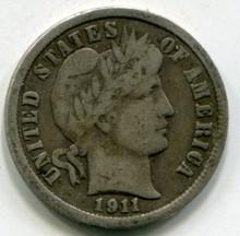 1911 Barber Dime F