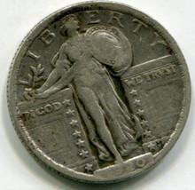 1920 Standing Liberty Quarter  VF20