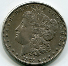 1878 S  Morgan Dollar MS60