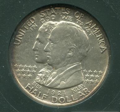 1921 Alabama Centenial Half Dollar