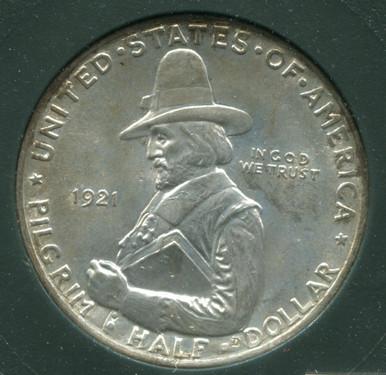 1921 Pilgrim Tercentenary Half Dollar