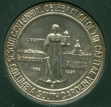 1936 D Columbia, South Carolina , Sesquicentennial