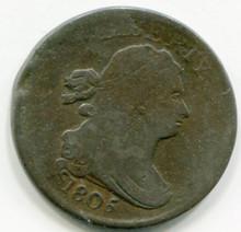 1805 Half Cent VF