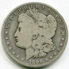 1899 Morgan Dollar G