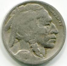 1926 D  Buffalo Nickel  G