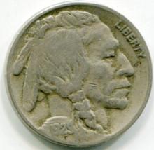 1929 S Buffalo NIckel F