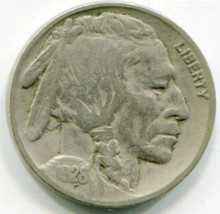 1928  Buffalo NIckel VF