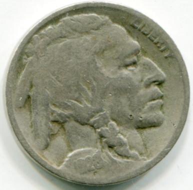 1928 D  Buffalo NIckel F15