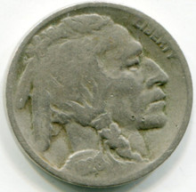 1928 D  Buffalo NIckel F15