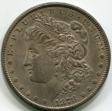 1878-CC Morgan Dollar MS-60