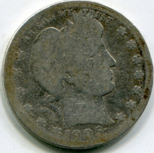 1905 Barber Quarter (G)