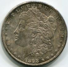 1898-O Morgan Dollar MS-63
