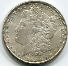 1902-O Morgan Dollar MS-63