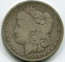 1903 Morgan Dollar F