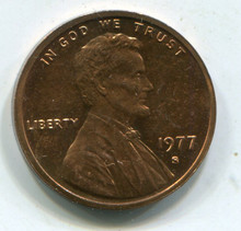 1977-S Proof Lincoln Cent PF-65RD