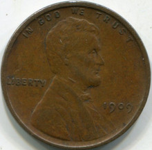 1909 (XF-45) Lincoln Cent