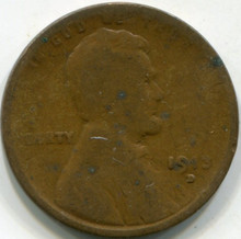 1913-D (G) Lincoln Cent