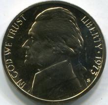 1973-S (PF-65) Jefferson Nickel