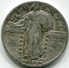 1926 (F) Standing Liberty Quarter