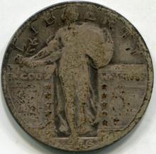 1926-S (F) Standing Liberty Quarter