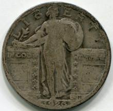 1926-D (F) Standing Liberty Quarter