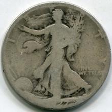 1927-S (G) Walking Liberty Half Dollar