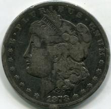 1878-CC (VG) Morgan Dollar