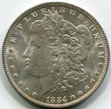 1884-O MS-63 Morgan Dollar