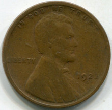 1922-D (VG) Lincoln Cent