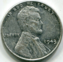 1943 (MS-65) Lincoln Cent (2)