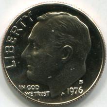 1976-S (PF-65) Roosevelt Dime