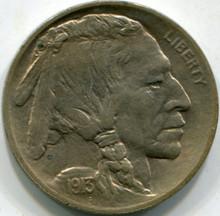 1913 TY-I (MS-63) Buffalo Nickel