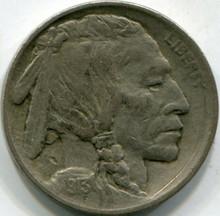 1913 TY-I (XF-45) Buffalo Nickel