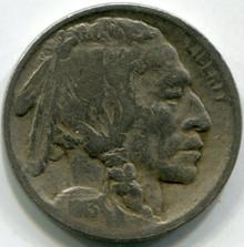 1913-S (F) Buffalo Nickel