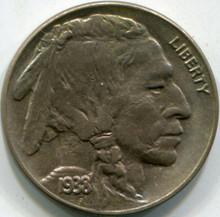 1938-D (MS-61) Buffalo Nickel