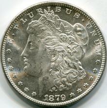 1879-S R. 1879 (MS-65) Morgan Dollar