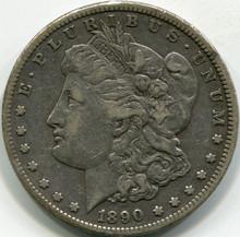 1890-CC (VF-30) Morgan Dollar