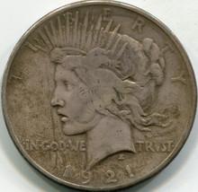 1921 (F) Morgan Dollar