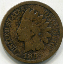 1894 (G) Indian Cent