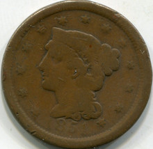 1851 (F) Large Cent