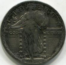 1920 (XF) Standing Liberty Quarter