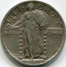 1923 (XF-45) Standing Liberty Quarter
