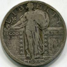1925 (F-15) Standing Liberty Quarter (2)